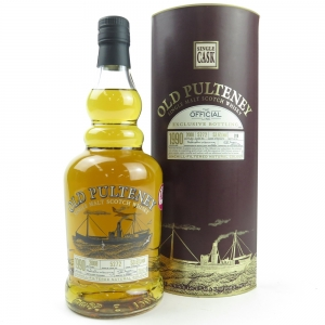 Old Pulteney 1990 Single Cask / The Official Line Exclusive Bottling