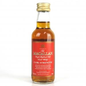Macallan Cask Strength Miniature 5cl / US Import