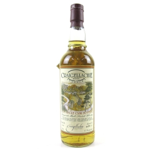Craigellachie 1982 Single Cask 21 Year Old / Craigellachie Hotel