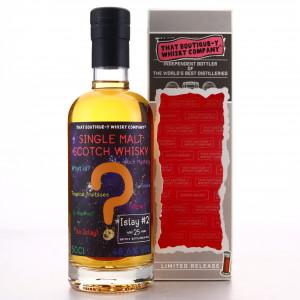 Islay Single Malt No.2 25 Year Old That Boutique-y Whisky Company Batch #3