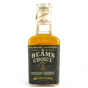 Beam's Choice 8 Year Old 20cl 1970s