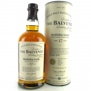 Balvenie 17 Year Old Madeira Cask Finish / First Release 2009