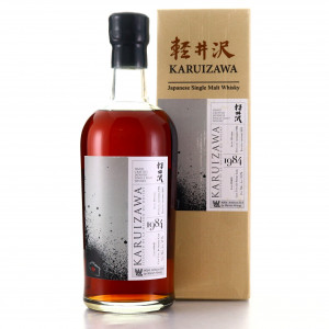 Karuizawa 1984 Single Cask 30 Year Old #5410 / Artifices Series Warren Khong #013