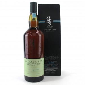 Lagavulin 1997 Distillers Edition 2013 1 Litre