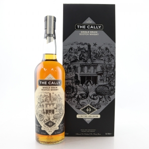 Caledonian 1974 Single Grain 40 Year Old / The Cally