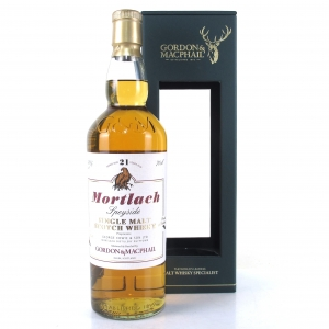 Mortlach Gordon and MacPhail 21 Year Old