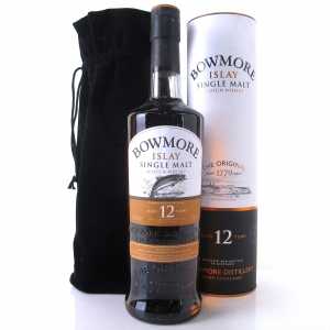 Bowmore Fly Fishing 12 Year Old