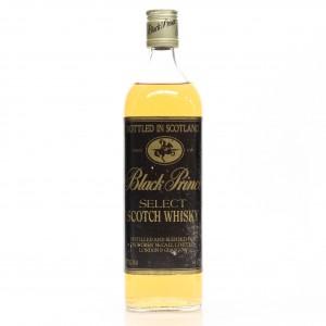 Black Prince 5 Year Old Scotch Whisky 1980s