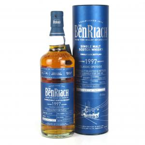 Benriach 1997 Single Cask 18 Year Old #85089 / UK Exclusive