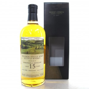 Strathisla 2002 Hidden Spirits 15 Year Old