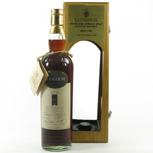 Glengoyne 1990 Auld Enemy 21 Year Old Single Cask