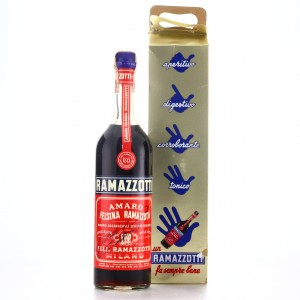 Ramazzotti Felsina Amaro 1 Litre 1960s
