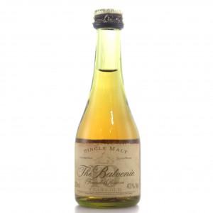 Balvenie 10 Year Old Founder's Reserve Miniature 5cl / Cognac Bottle