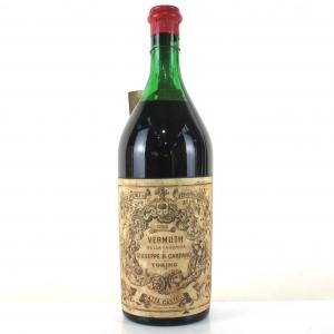 Giuseppe B Carpano Vermouth 1 Litre 1960s