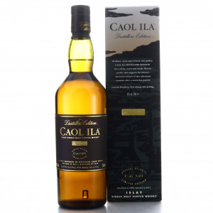 Caol Ila 1998 Distillers Edition