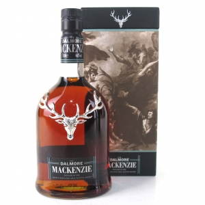Dalmore Mackenzie 1992 / Includes 'Death of the Stag' Print