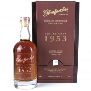 Glenfarclas 1953 Single Cask 58 Year Old #1682