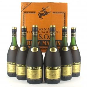 Remy Martin VSOP Cognac 6 x 68cl