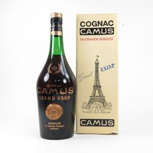 Camus V.S.O.P. La Grande Marque Cognac 1970s