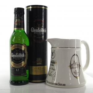 Glenfiddich 12 Year Old 35cl / Including Water Jug