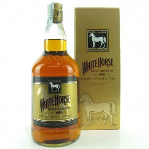 White Horse Gold Edition '1890' 1 Litre / Year of The Horse