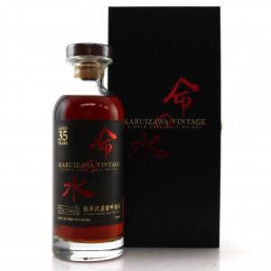 Karuizawa 35 Year Old Single Cask #7417 / Water of Life