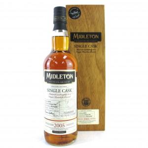 Midleton 2005 Single Cask #86716/ Virgin Bourbon Barrel