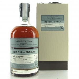 Glenugie 1980 Deoch an Doras 30 Year Old
