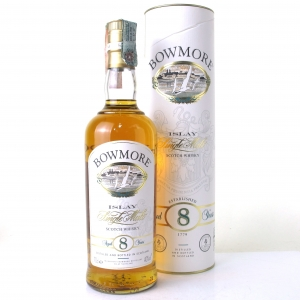 Bowmore 8 Year Old