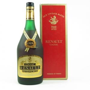 Renault Old Vintage Blend Cognac 1970s