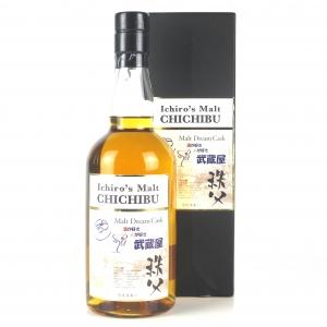 Chichibu 2008 Ichiro's Malt Single Cask / Malt Dream Cask #200