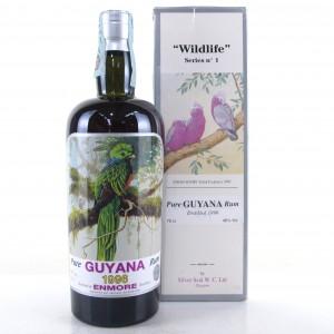Enmore 1996 Silver Seal Guyana Rum