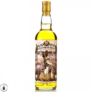 Jack's Pirate Whisky 8 Year Old Islay Blended Malt / 'Old Teresa' Part II
