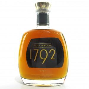 Barton 1792 Full Proof Kentucky Straight Bourbon