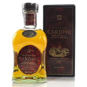Cardhu 12 Year Old
