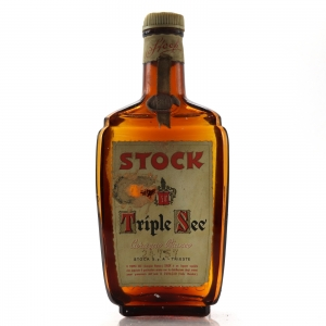 Stock Triple Sec Liqueur 1950s