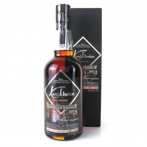 Ken's Choice 2006 Double Oaked American Whiskey