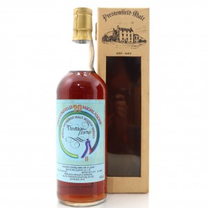Glendronach 1970 Prestonfield House 20 Year Old