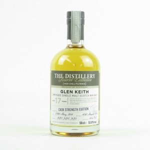 Glen Keith 1998 Reserve Collection / Cask Strength Edition