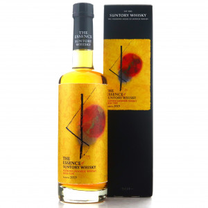 Rich Type Blended Japanese Whisky 2019 50cl / The Essence of Suntory
