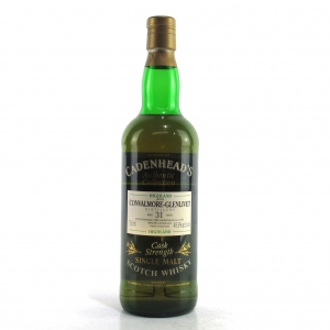 Convalmore 1962 Cadenhead's 31 Year Old 75cl / US Import