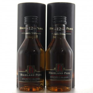 Highland Park 12 Year Old 2 x 5cl
