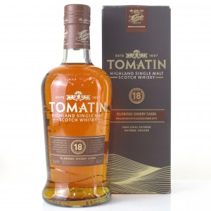 Tomatin 18 Year Old / Oloroso Sherry Casks