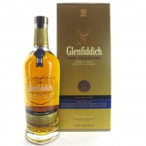 Glenfiddich Vintage Cask Peaty Single Malt