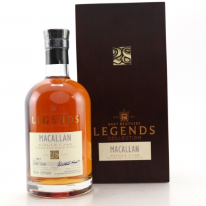 Macallan 1989 Hart Brothers 28 Year Old
