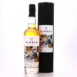 Bimber Single Bourbon Cask #170 / Tudor House Enigma 2