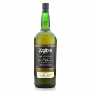 Ardbeg Mor 10 Year Old Cask Strength 4.5 Litre 1st Edition