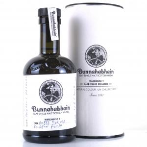 Bunnahabhain 8 Year Old Hand Filled 20cl / Bourbon Finish