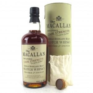 Macallan 1990 Exceptional Cask #24680 50cl