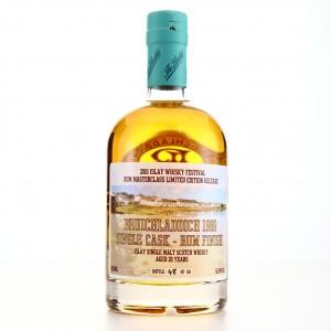 Bruichladdich 1989 Single Cask 20 Year Old Rum Finish 50cl